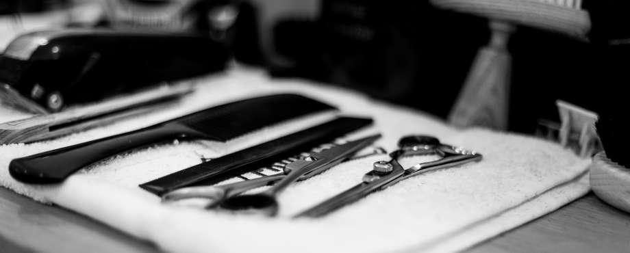 beard brush barbers