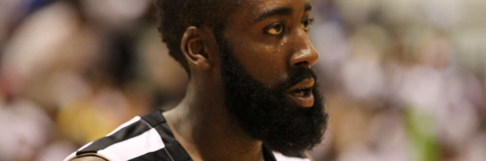 black mans beard